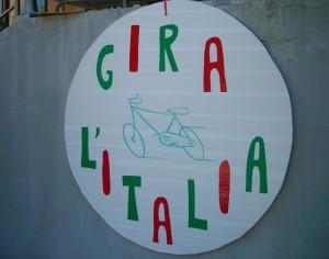 logo del giro dell'Italia