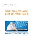 Report Famiglie DAD